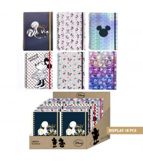 DISPLAY LIBRETAS MICKEY2