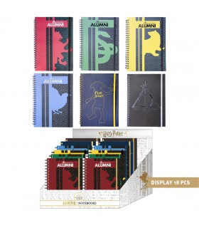 LIBRETAS HARRY POTTER