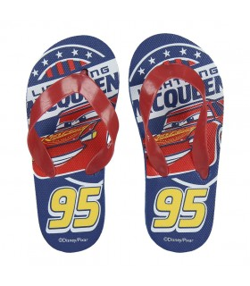 CHANCLAS CARS 3 RED95