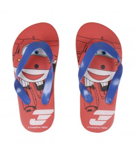 CHANCLAS SUPER WINGS RED