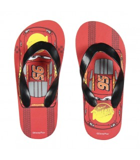 CHANCLAS CARS 3 RED