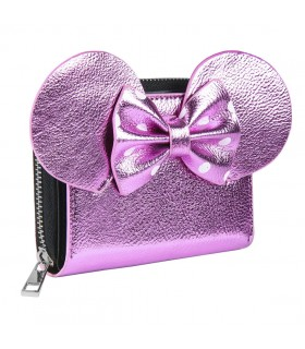 CARTERA TARJETERO POLIPIEL MINNIE 56