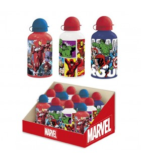 BOTELLA ALUMINIO DISPLAY MARVEL