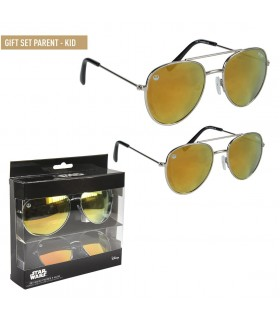 GAFAS DE SOL SET CAJA STAR WARS