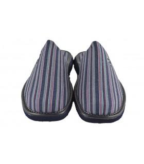 Zapatillas rayas ANDINAS - Marino