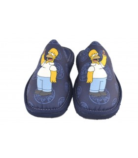 Zapatillas simpson marino ANDINAS