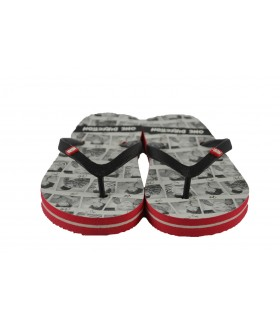 Flip flop one direction black MARLO'S