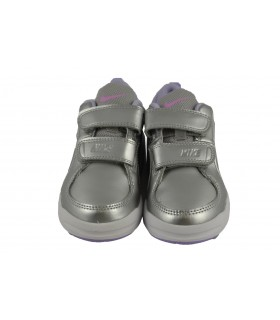 Zapatillas deportivas picco plata NIKE