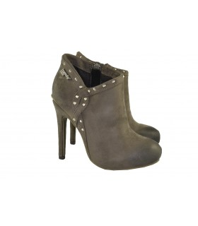 Botin tacon vestir brillantitos TRENDY TOO (1)