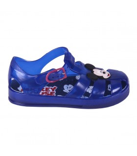 SANDALIAS PLAYA TRANSPARENTE MICKEY