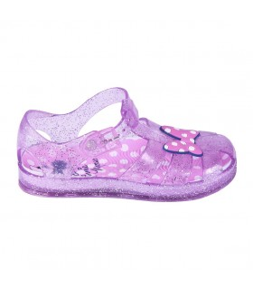 SANDALIAS PLAYA GLITTER MINNIE