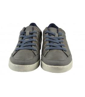 Zapatillas deportivas cordones blue MARLO'S