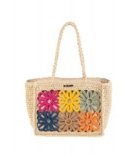 Bolsos Crochet KBAS Flower Colors