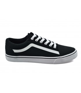 Sneakers lona hombre STAY 658 V