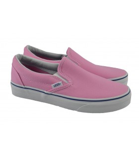 Canvas Slip On pink VANS (1)