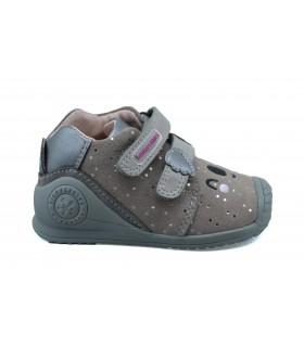 Zapatos velcro osito BIOMECANICS 28401