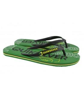 Flip flops nitro QUIKSILVER - Verde