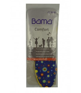 Plantillas soft step kids BAMA