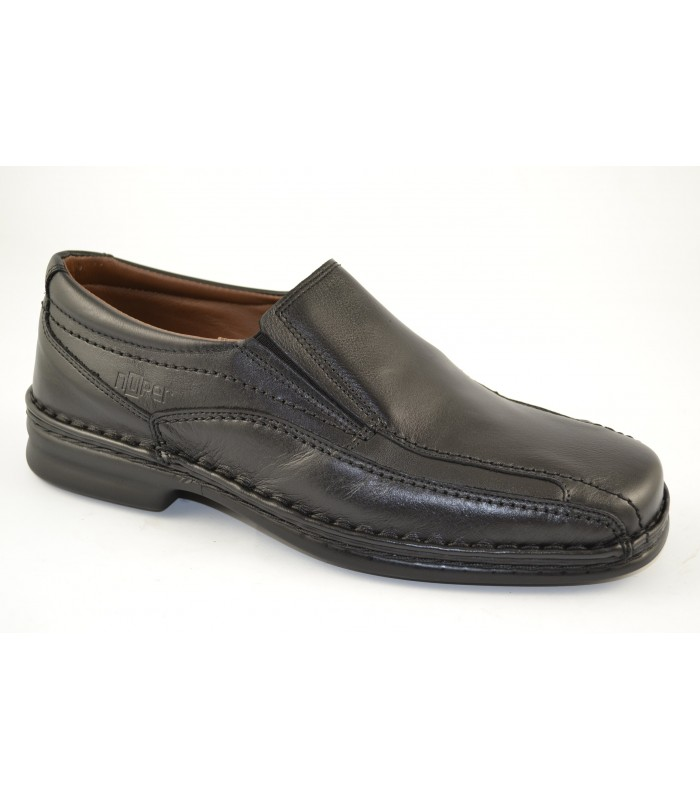 Mocasines calima TT Nuper de BAERCHI - Color Negro