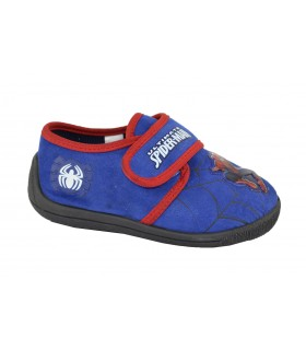 Zapatillas casa spiderman blue MARLO'S (1)