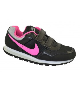 Zapatillas junior md runner pink NIKE