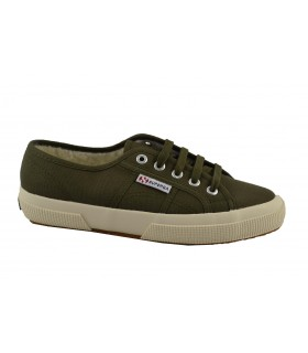 Canvas lona borrego cobinu SUPERGA