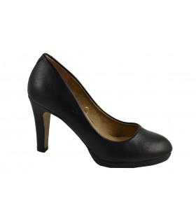Zapatos tacón alto black MARIA MARE