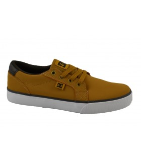 Zapatillas deportivas council mostaza DC SHOES (1)