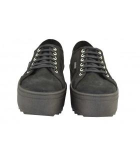 Zapatillas deportivas plataforma antelina VICTORIA (5)
