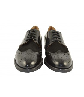 Zapatos oxford florentic MARLOS FEELINGS - Negro