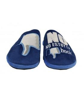 Zapatillas casa nobook GIOSEPPO - Azul