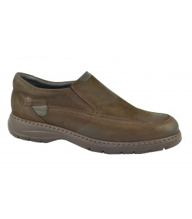 Mocasines sport cafe FLUCHOS - Marrón
