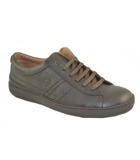 Zapatos cordones engrasado CORONEL TAPIOCCA