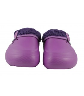 Zapatillas pink forro CROCS (5)