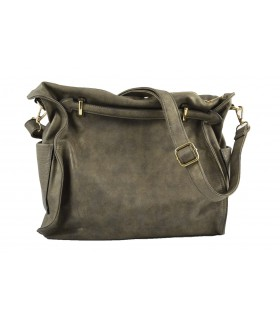 Bolso flora metal MARIA MARE - Taupe