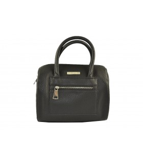 Bolso bowling irving MARIA MARE - Negro