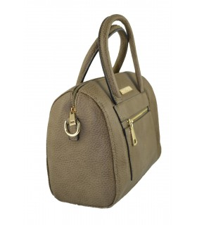 Bolso bowling irving MARIA MARE - Taupe