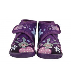 Zapatillas casa miss rabbit VULLADI KIDS (1)