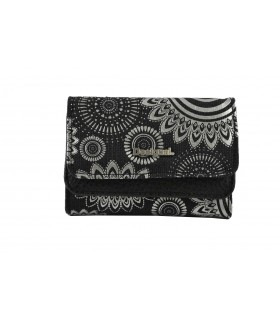 Monedero mini shybory DESIGUAL