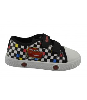 Canvas velcro cars MARLO'S (1)