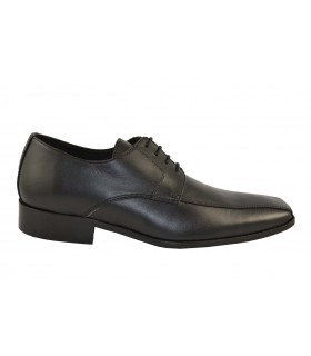 Zapatos de cordones colorado piel TOHERS