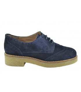 Oxfords serraje picados MARLOS FEELINGS (1)