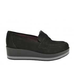 Mocasines plataforma bicolor MARLOS FEELINGS (1)