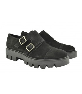 Zapatos casual hebillas ALPE (1)