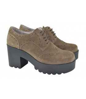 Zapatos oxford serraje MARLOS FEELINGS