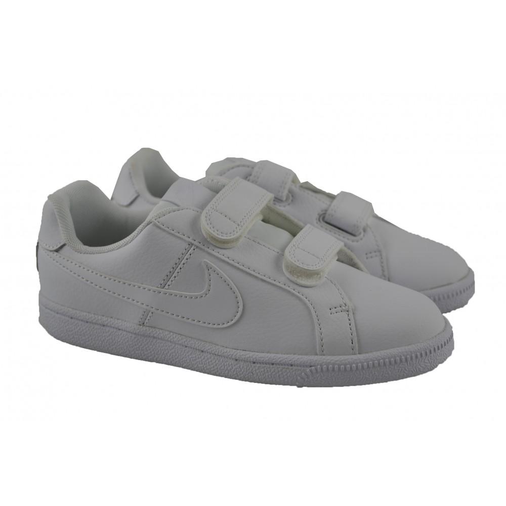 zapatillas nike niña blancas velcro
