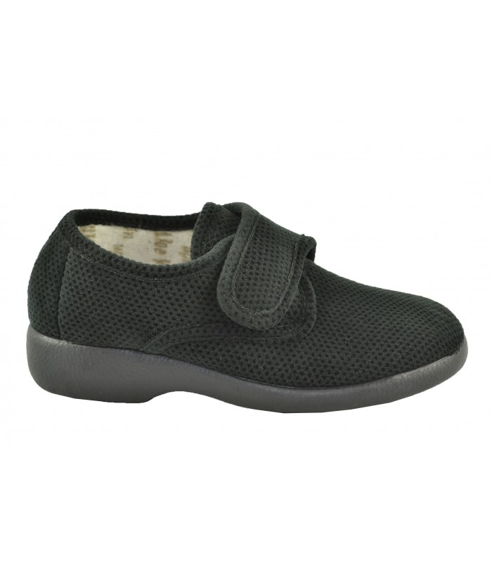 Zapatillas casa black GARZON