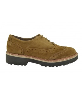 Oxfords serraje 3584 MARLOS FEELINGS