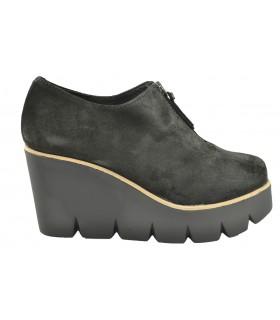 Zapatos plataforma cremallera WEEKEND