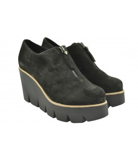 Zapatos plataforma cremallera WEEKEND (1)